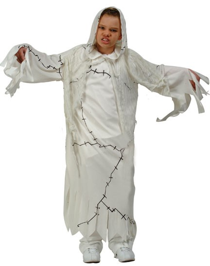 Child Mummy Ghost Costume