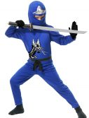 Child Ninja Avengers Series II Blue Costume