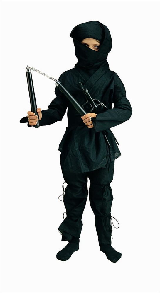 Child Ninja Warrior Costume
