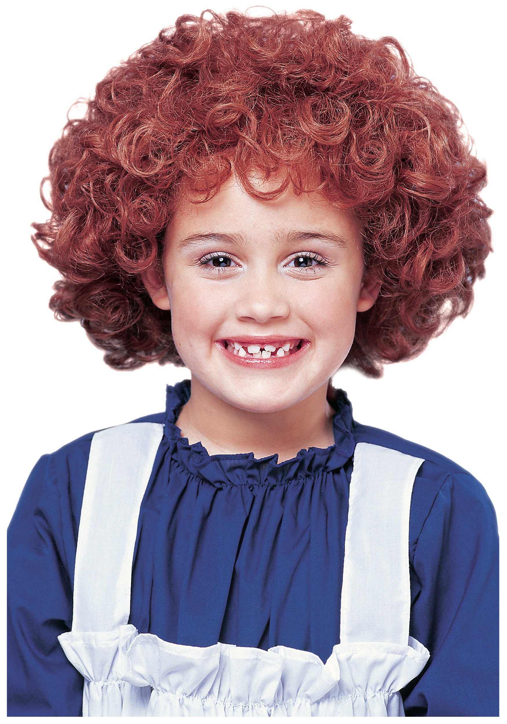 Child Orphan Wig