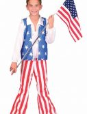Child Patriotic Costume