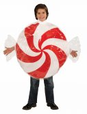 Child Peppermint Candy Costume