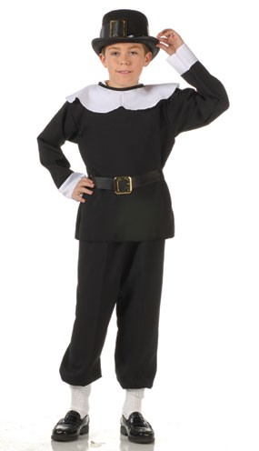 Child Pilgrim Costume