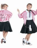 Child Pink Lady Jacket