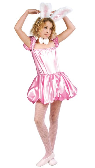 Child Pretty Bunny Costume