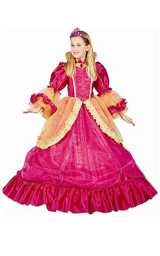 Child Pretty Princess Costume