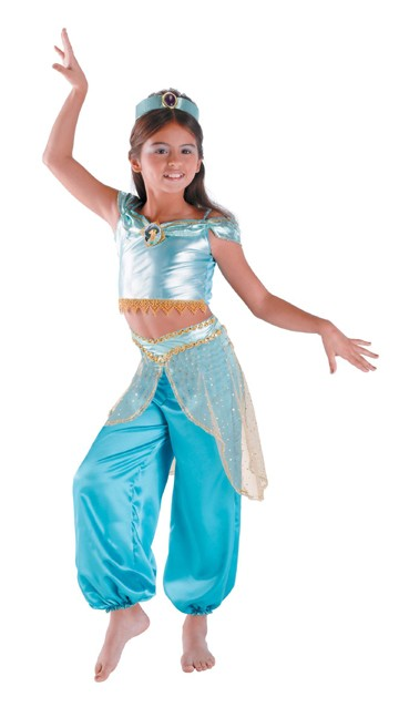 Child Princess Jasmine Costume