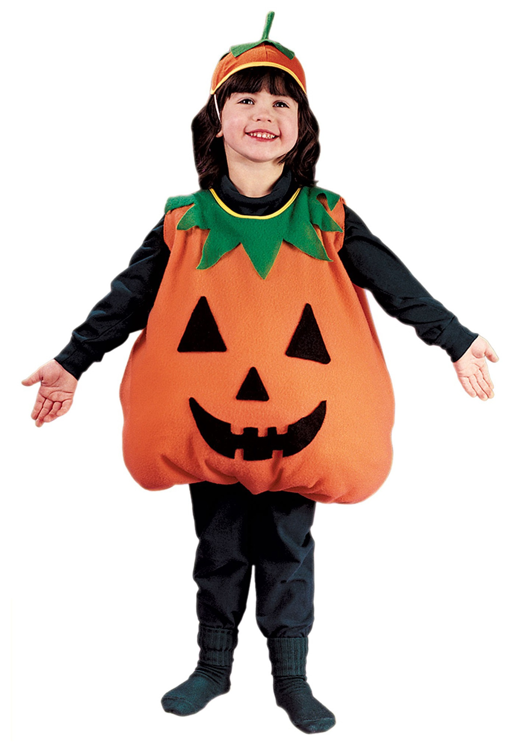 Child Pumpkin Costume