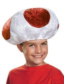 Child Red Mushroom Hat