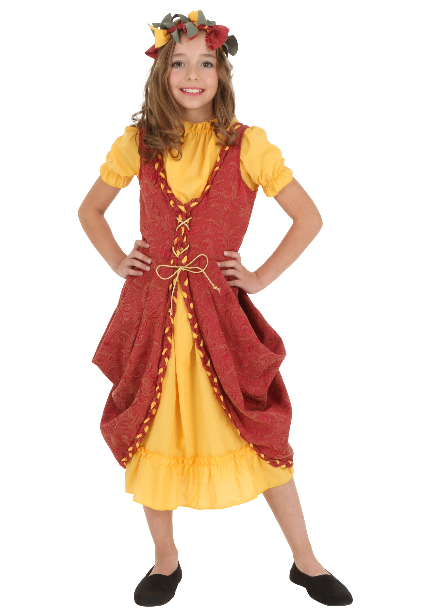 Child Renaissance Peasant Costume