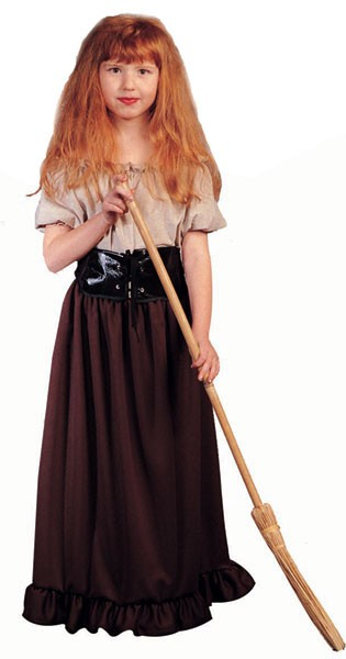 Child Renaissance Peasant Girl Costume