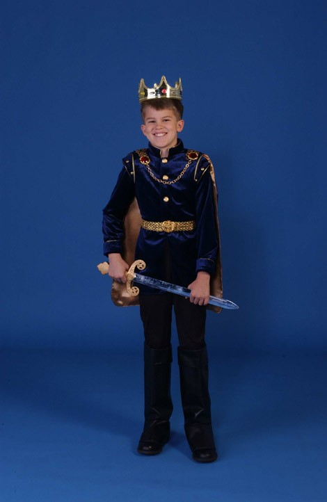 Child Renaissance Prince Costume