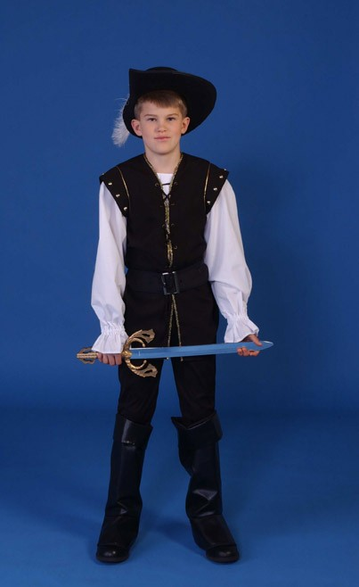 Child Renaissance Warrior Costume
