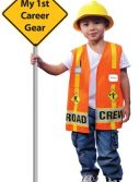 Child Road Crew Costume