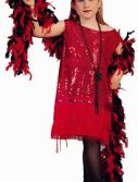Child Roaring 20's Flapper Costume