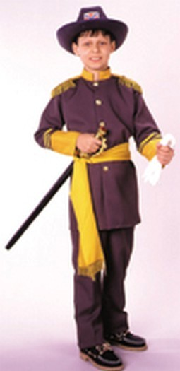 Child Robert E. Lee Costume