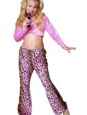 Child Rock Star Costume (Pink Pants)