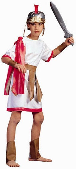 Child Roman Gladiator Costume