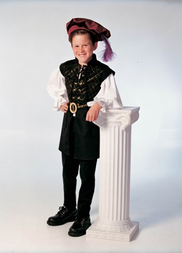 Child Romeo Costume
