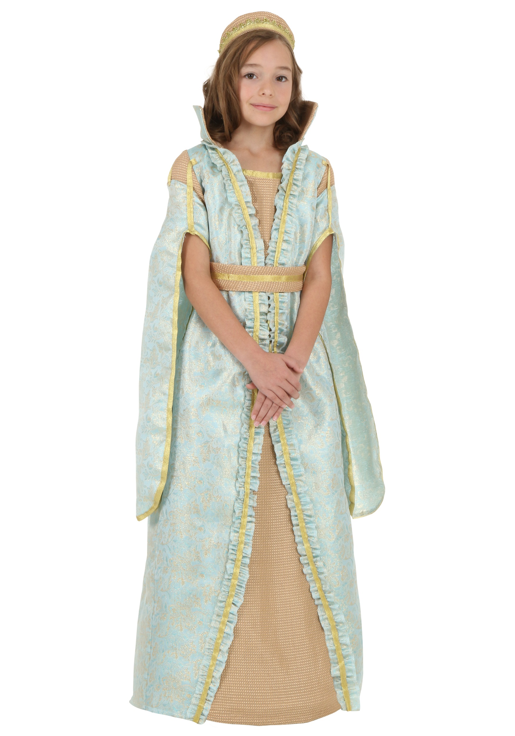 Child Royal Renaissance Costume