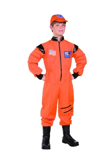Child Shuttle Hero Costume