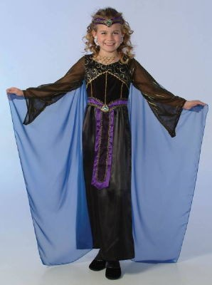 Child Sorceress Costume