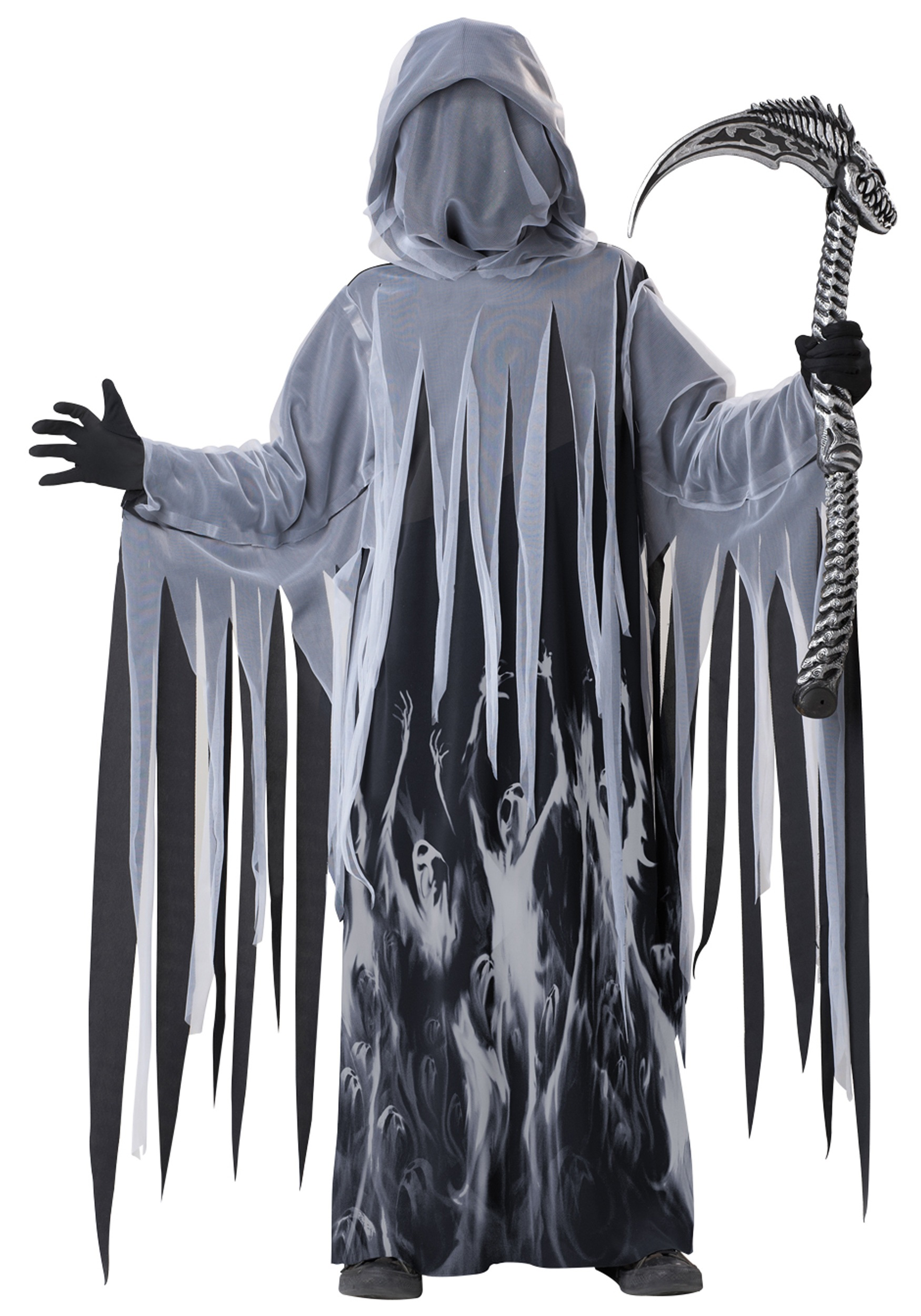 Child Soul Taker Costume
