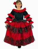 Child Spanish Beauty Costume