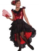 Child Spanish Dancer Costume