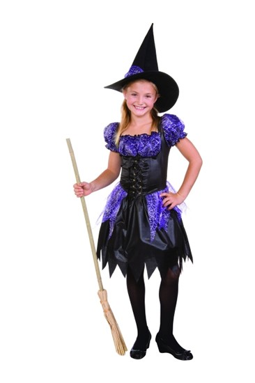 Child Sparkle Witch Costume