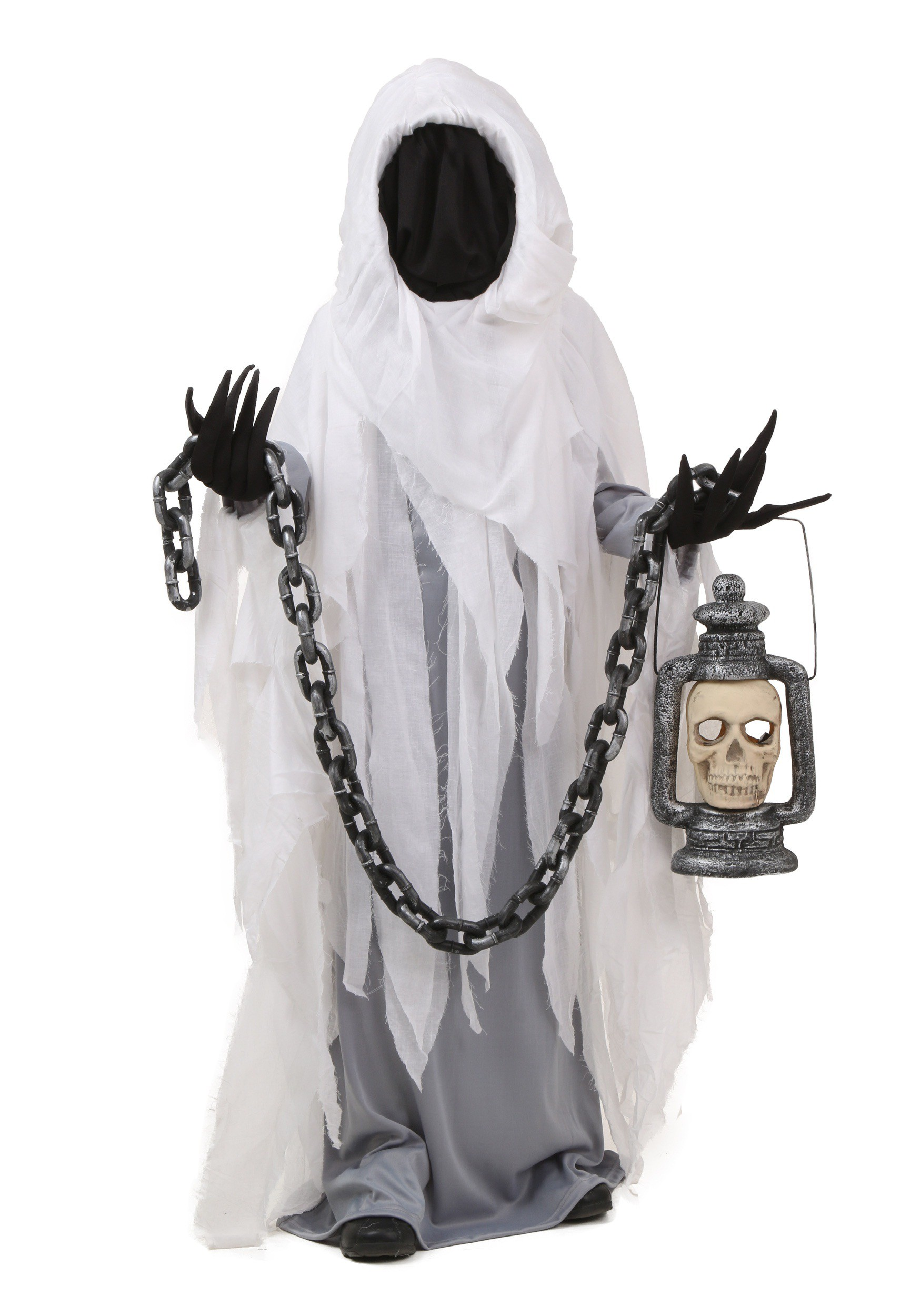 Child Spooky Ghost Costume