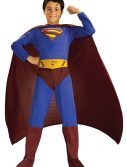 Child Superman Returns Costume - Superman Returns