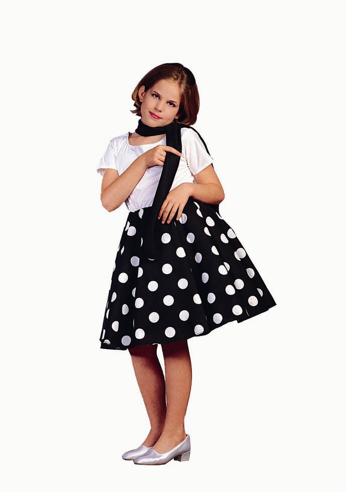 Child Swing Dancer Costume