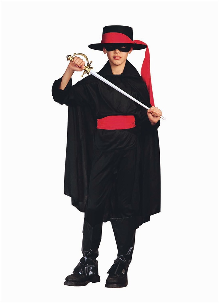 Child Sword Bandit Costume