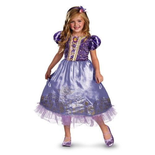Child Tangled Rapunzel Costume