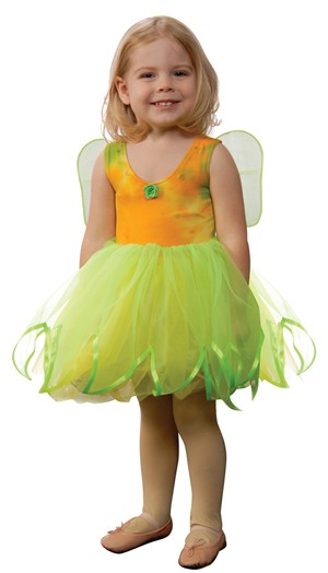 Child Tie Dye Fairy Costume