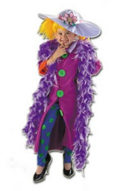 Child Totally Angelica Rugrats Costume
