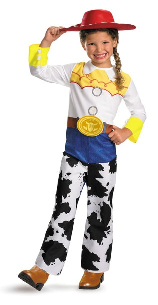Child Toy Story Jessie Costume