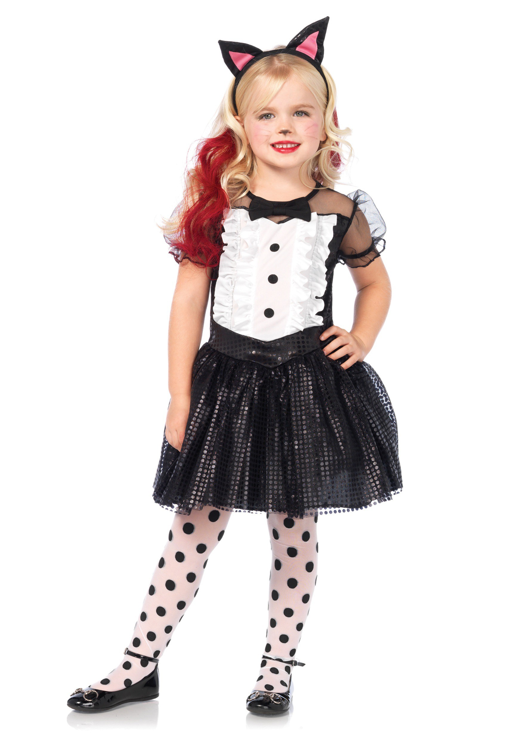 Child Tuxedo Kitty Costume