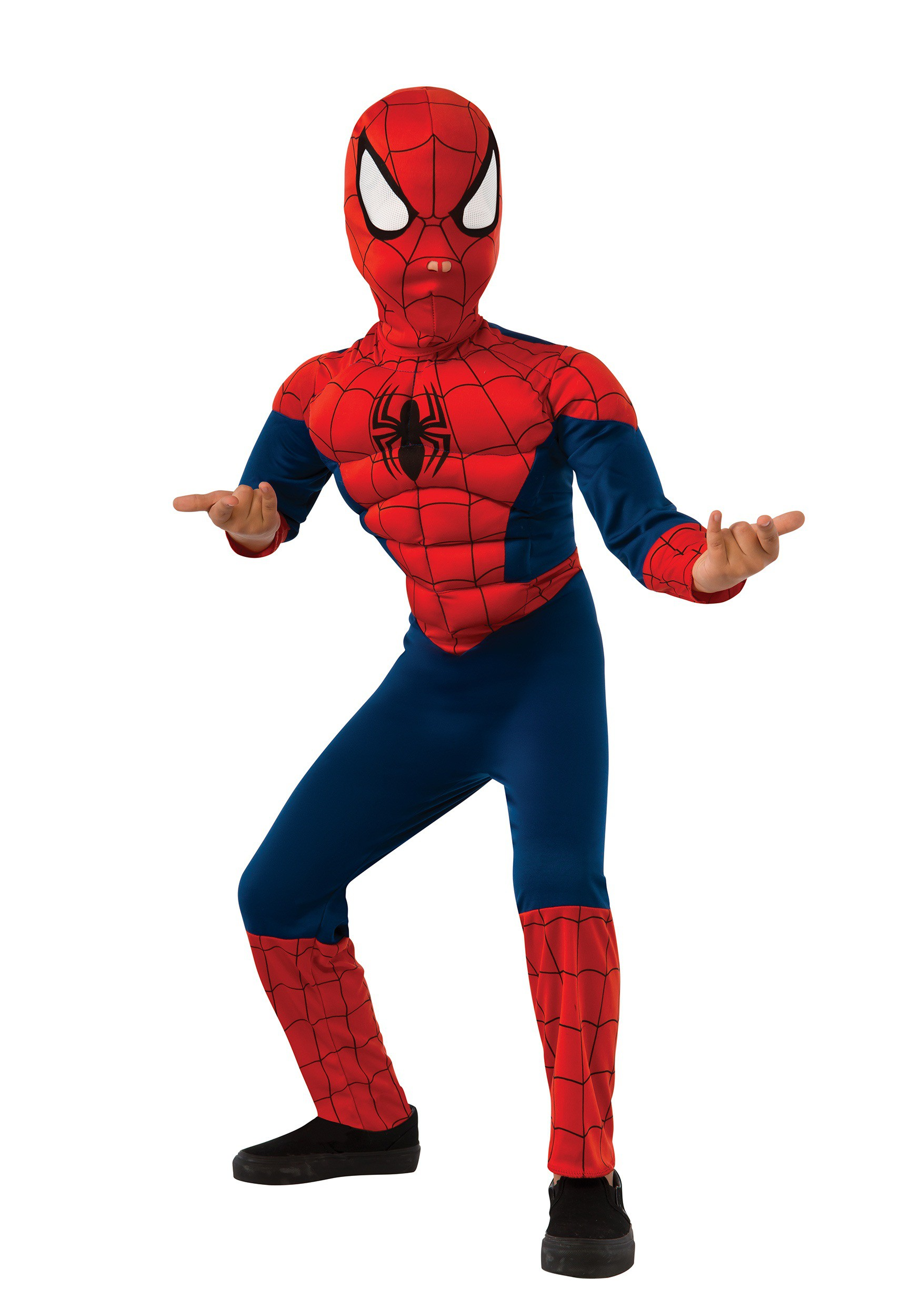 Child Ultimate Spider-Man Costume
