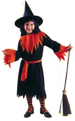 Child Wendy the Witch Costume