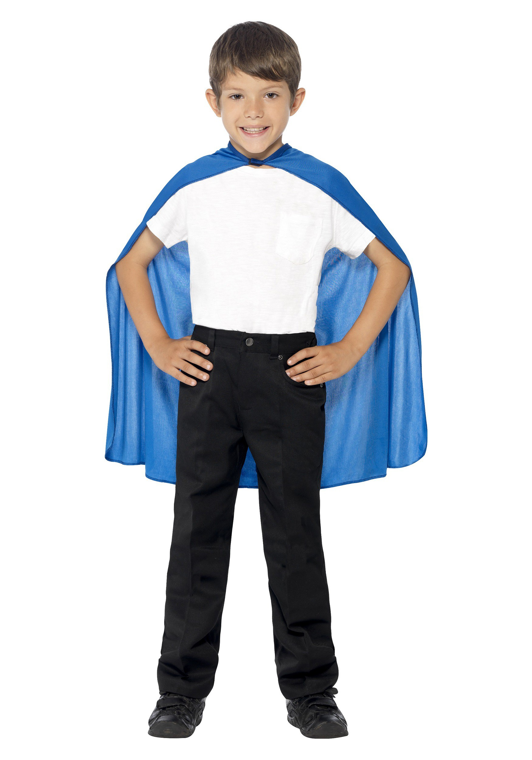 Child's Blue Cape