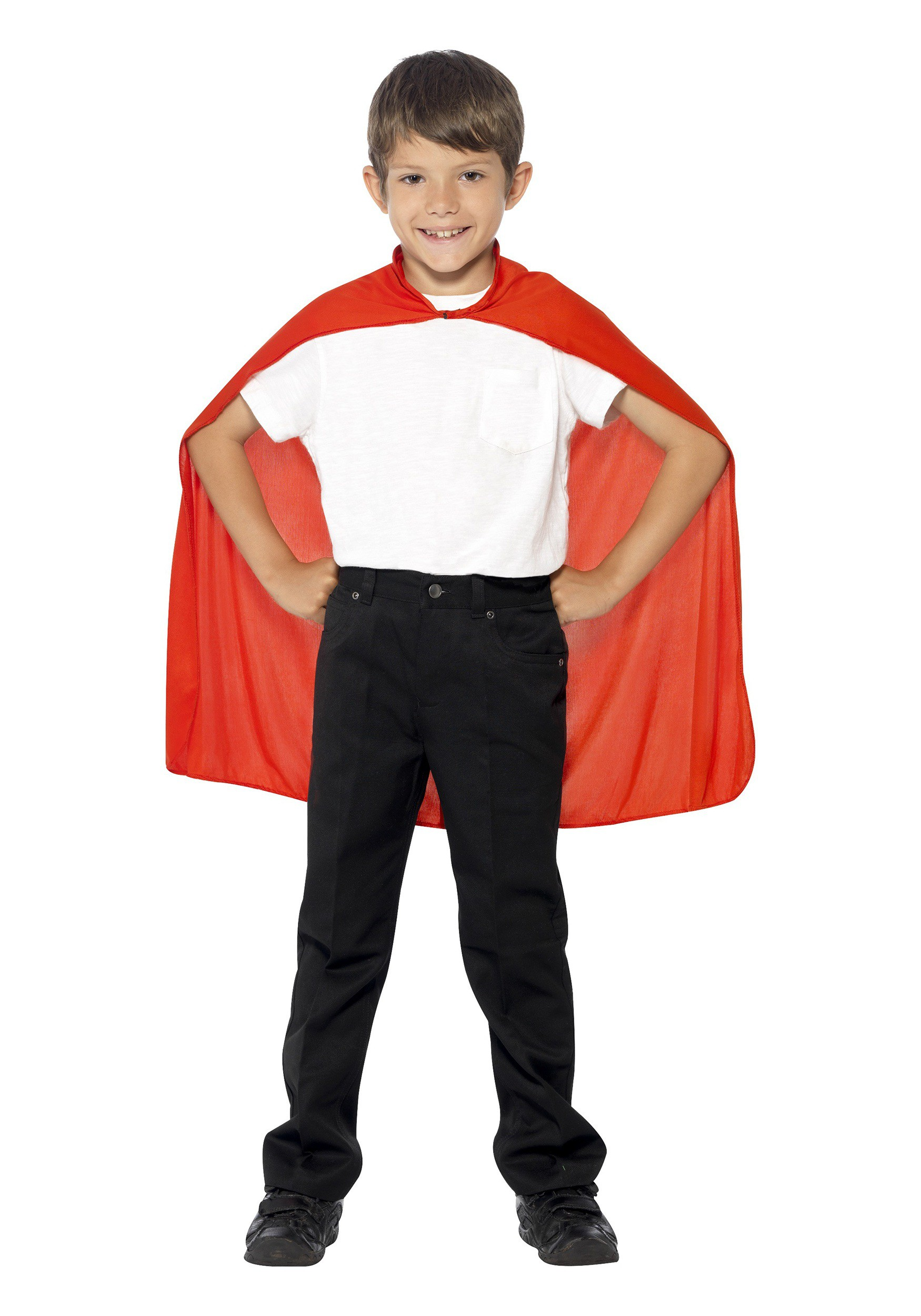Child's Red Cape