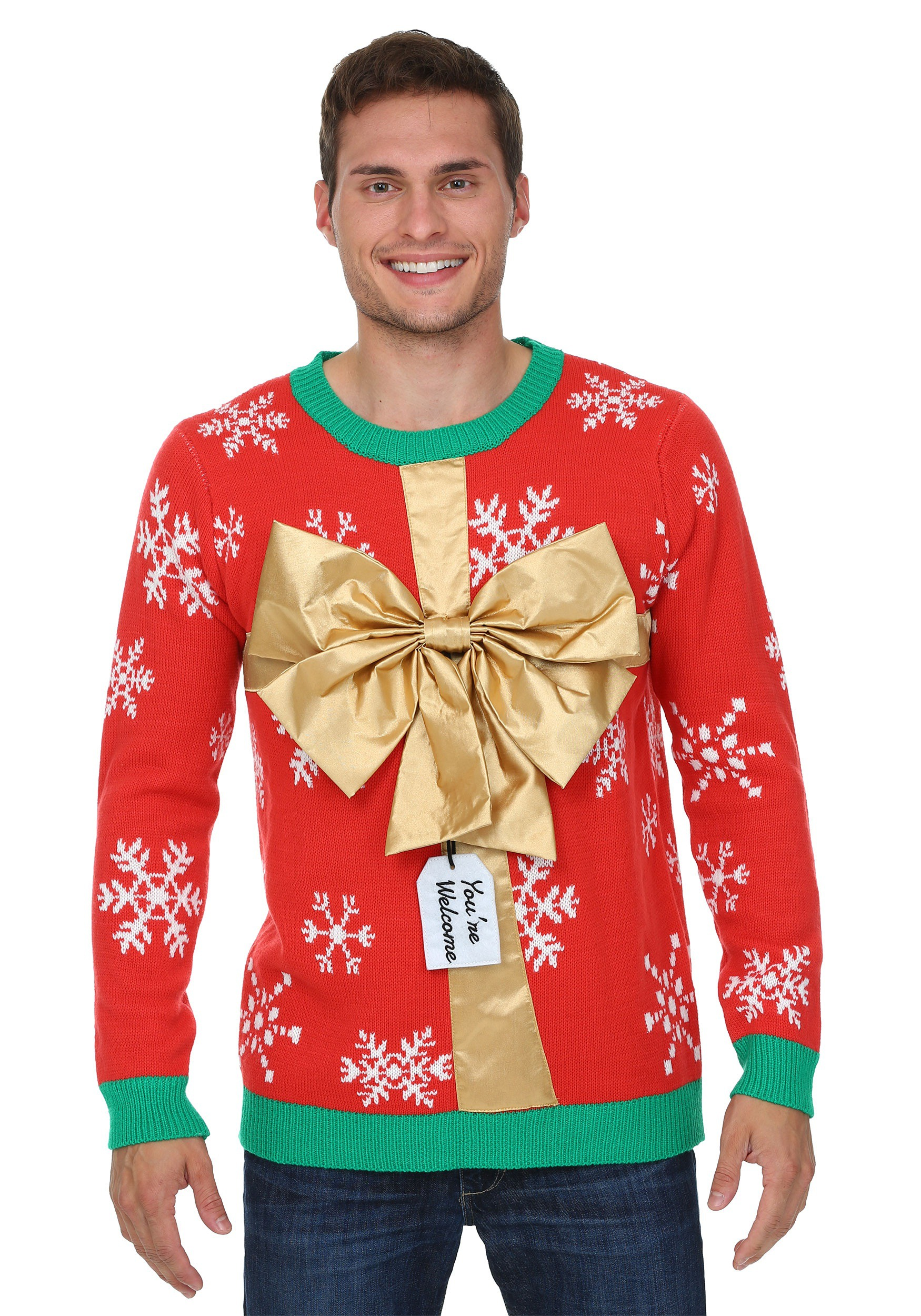 Christmas Present Sweater