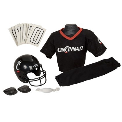 Cincinnati Bearcats Youth Uniform Set