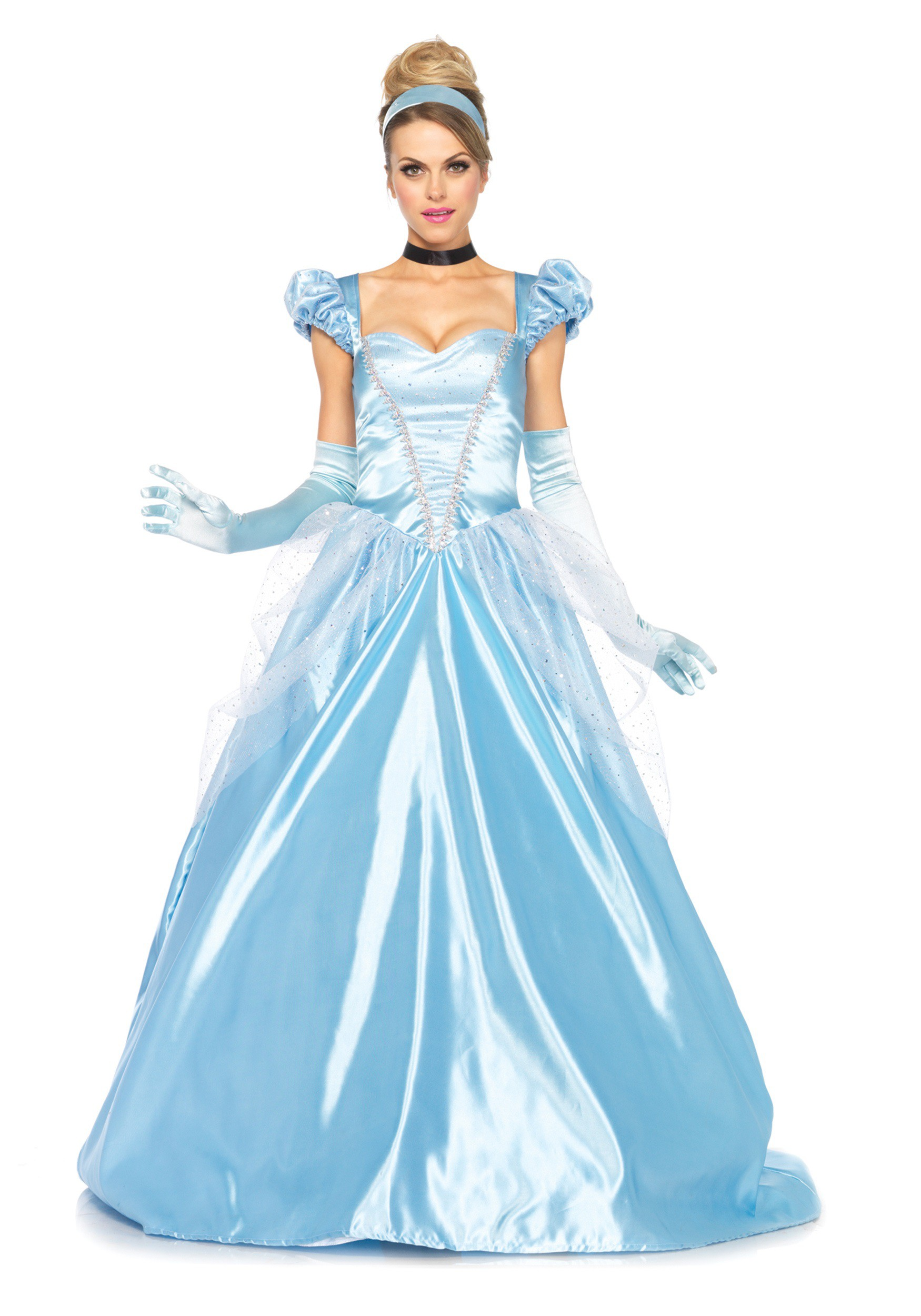 Classic Cinderella Full Length Gown