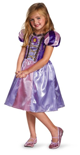 Classic Toddler Tangled Rapunzel Costume