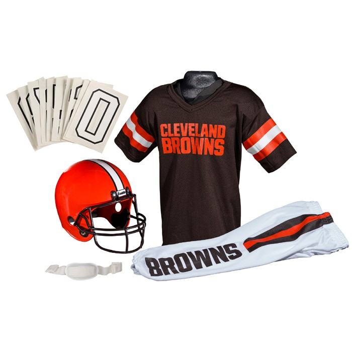 Cleveland Browns Youth Uniform Set