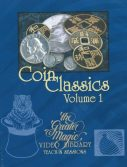 Coin Classics Volume 1 Learn Magic Tricks DVD