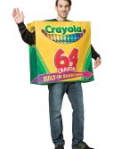 Crayola 64-Piece Crayon Box Adult Costume